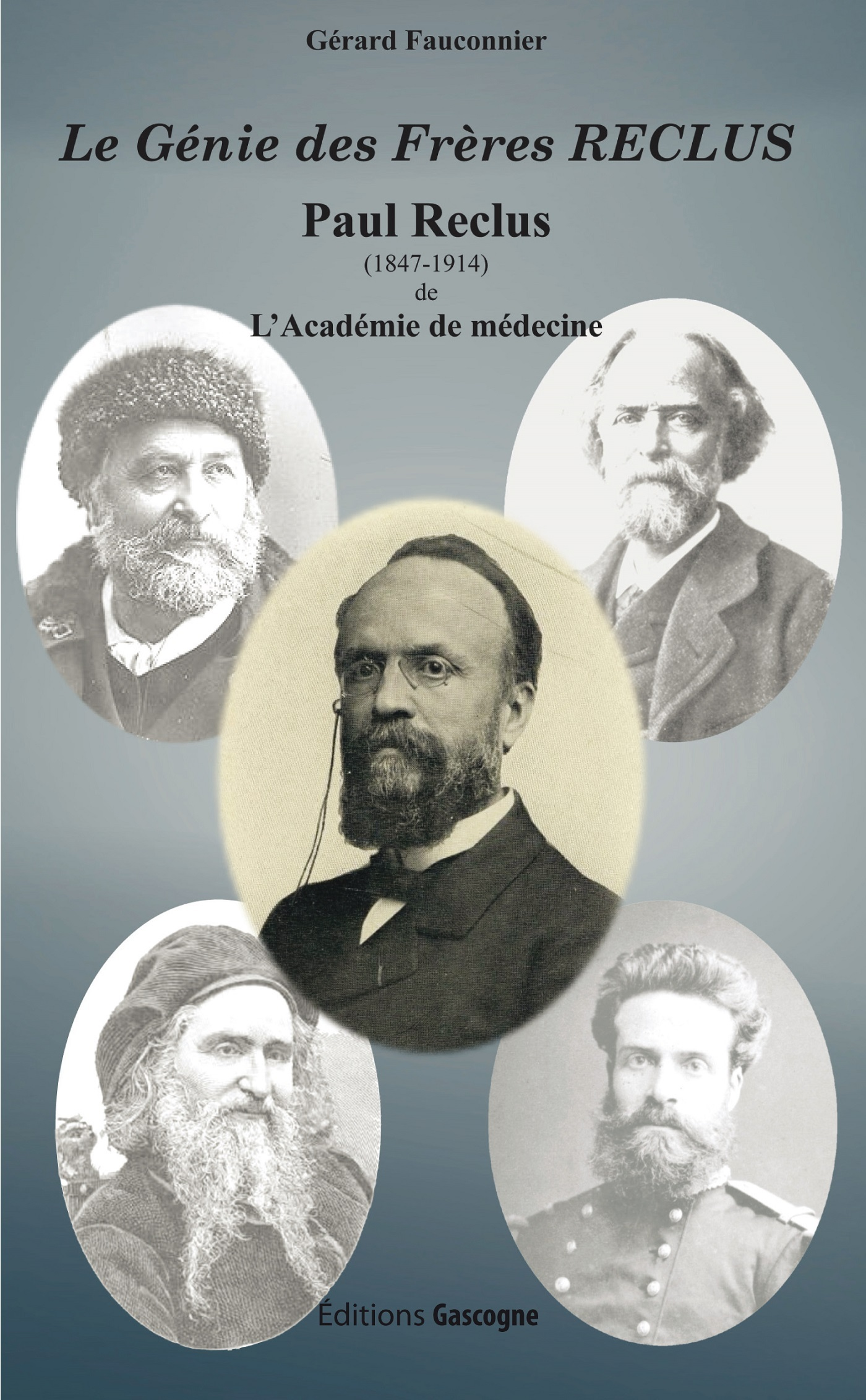 GENIE DES FRERES RECLUS PAUL RECLUS 1847-1914