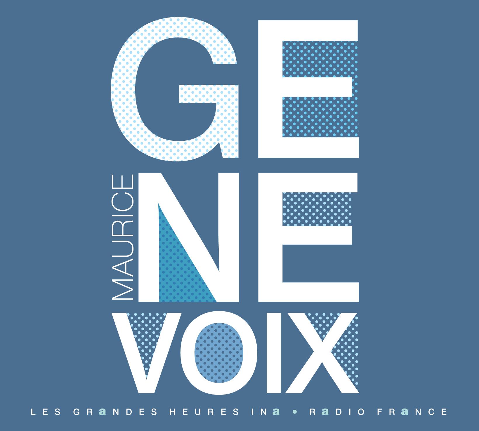 MAURICE GENEVOIX - L'HARMONIE RETROUVEE
