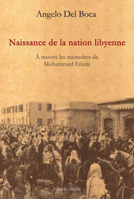 NAISSANCE DE LA NATION LYBIENNE-