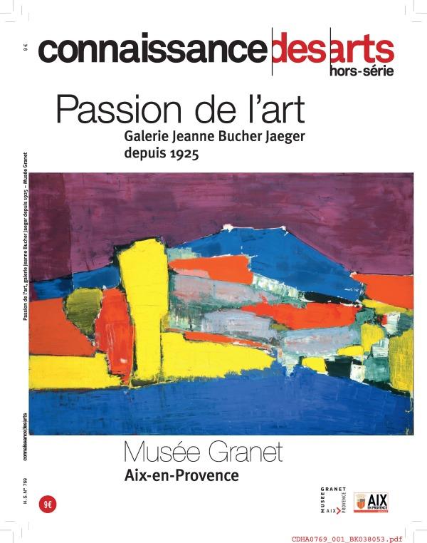 PASSION DE L'ART GALERIE JEANNE BUCHER