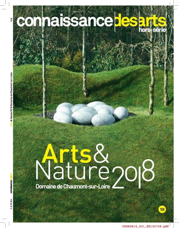 ARTS ET NATURE CHAUMONT SUR LOIRE 2018