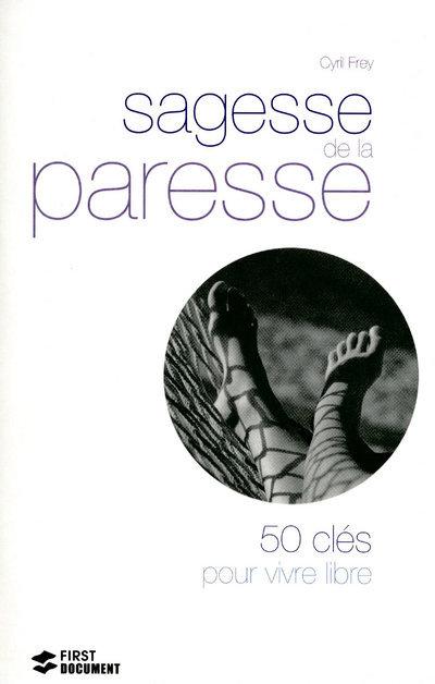 SAGESSE DE LA PARESSE