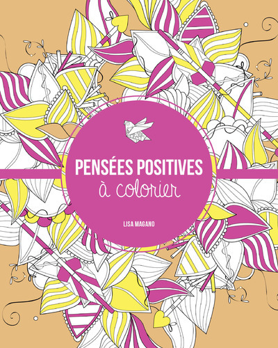 PENSEES POSITIVES A COLORIER