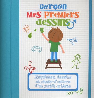 GARCON - MES PREMIERS DESSINS