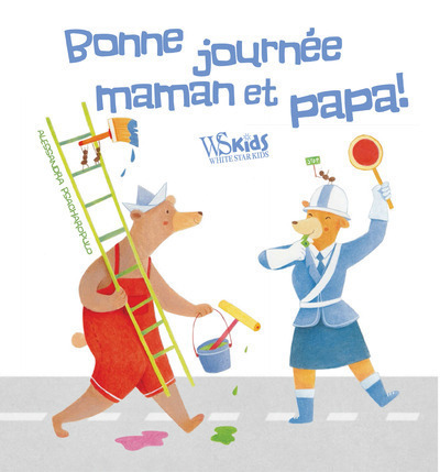 BONNE JOURNEE MAMAN ET PAPA !
