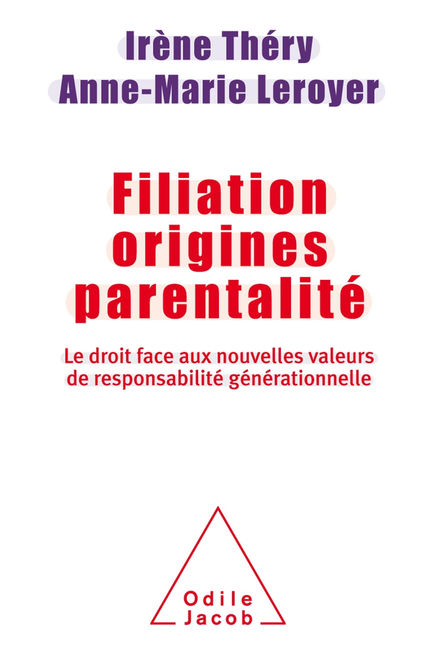 FILIATION ORIGINES PARENTALITE