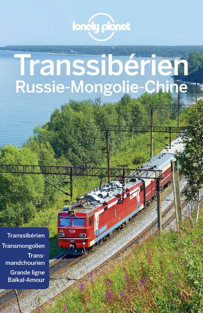 TRANSSIBERIEN - RUSSIE-MONGOLIE-CHINE 6ED
