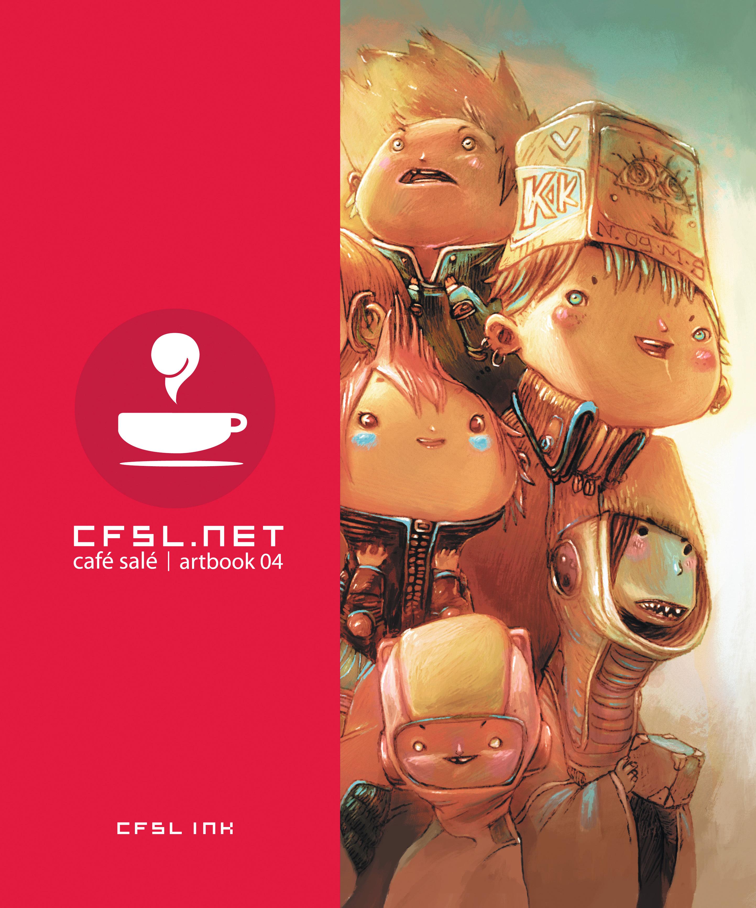 CFSL.NET CAFE SALE ARTBOOK T04