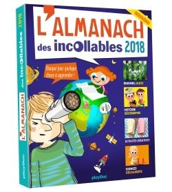 L'ALMANACH 2018 DES INCOLLABLES
