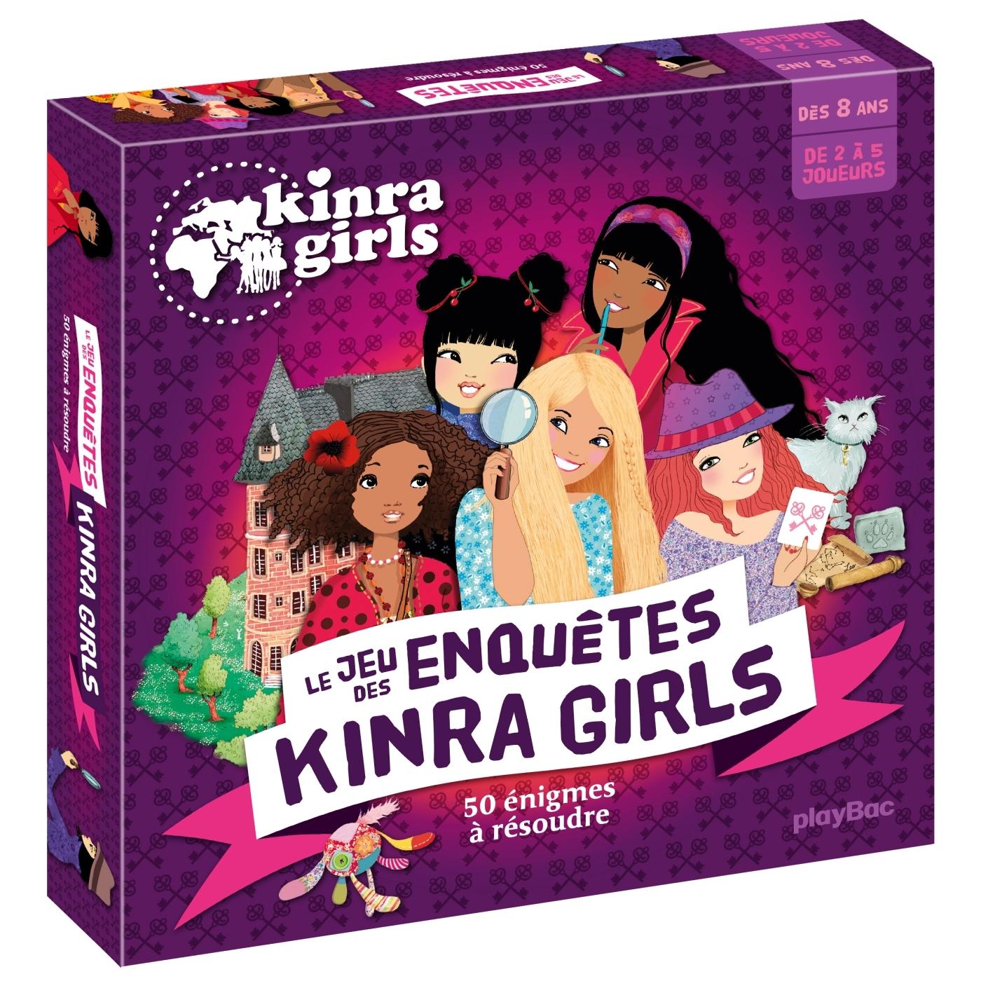 KINRA GIRLS - LES ENQUETES DES KINRA GIRLS