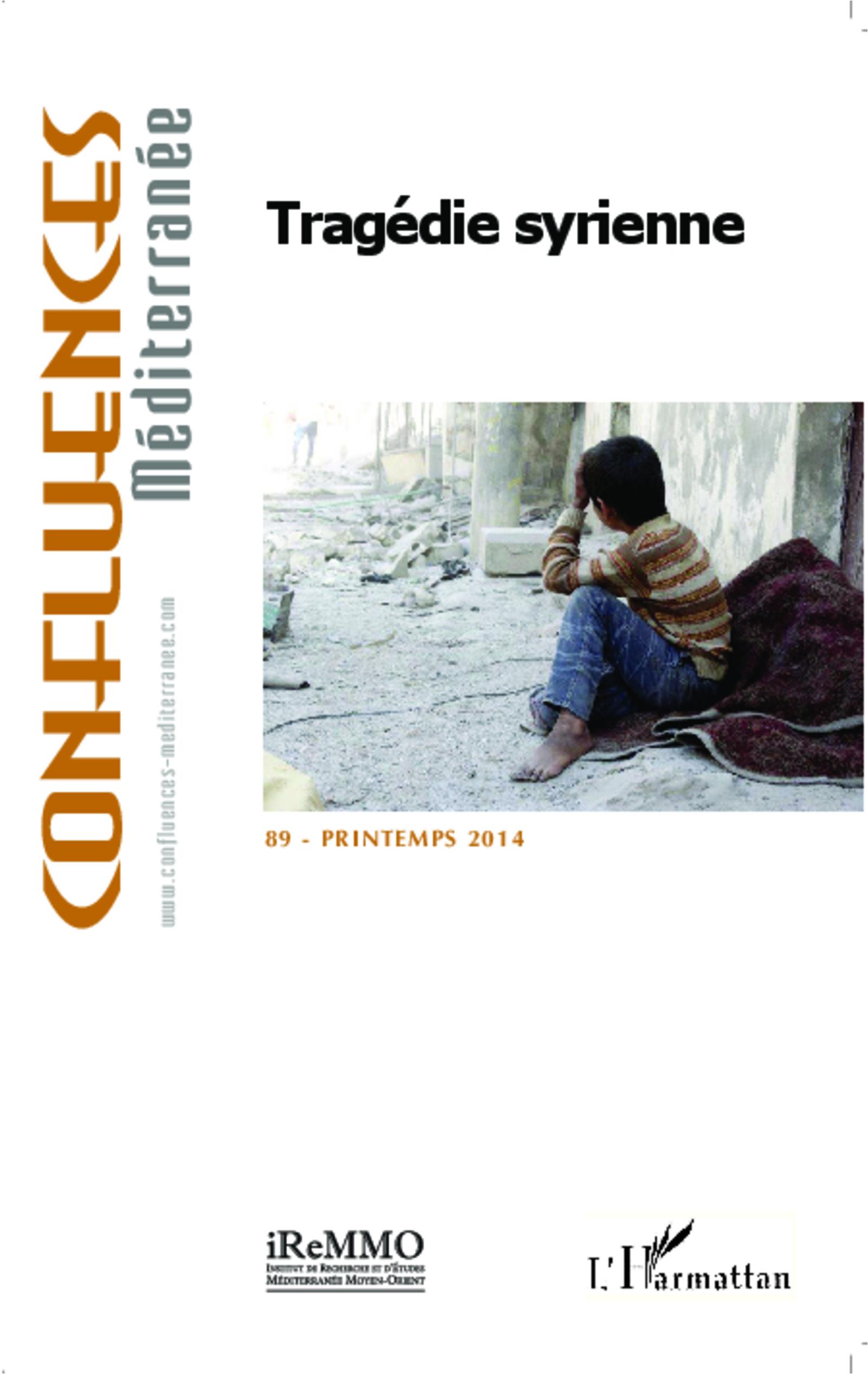 TRAGEDIE SYRIENNE