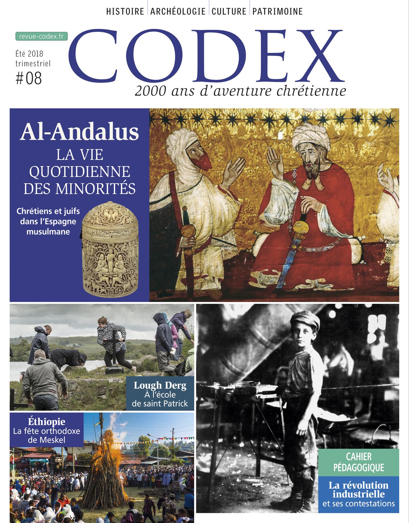 CODEX N08 AL-ANDALOUS