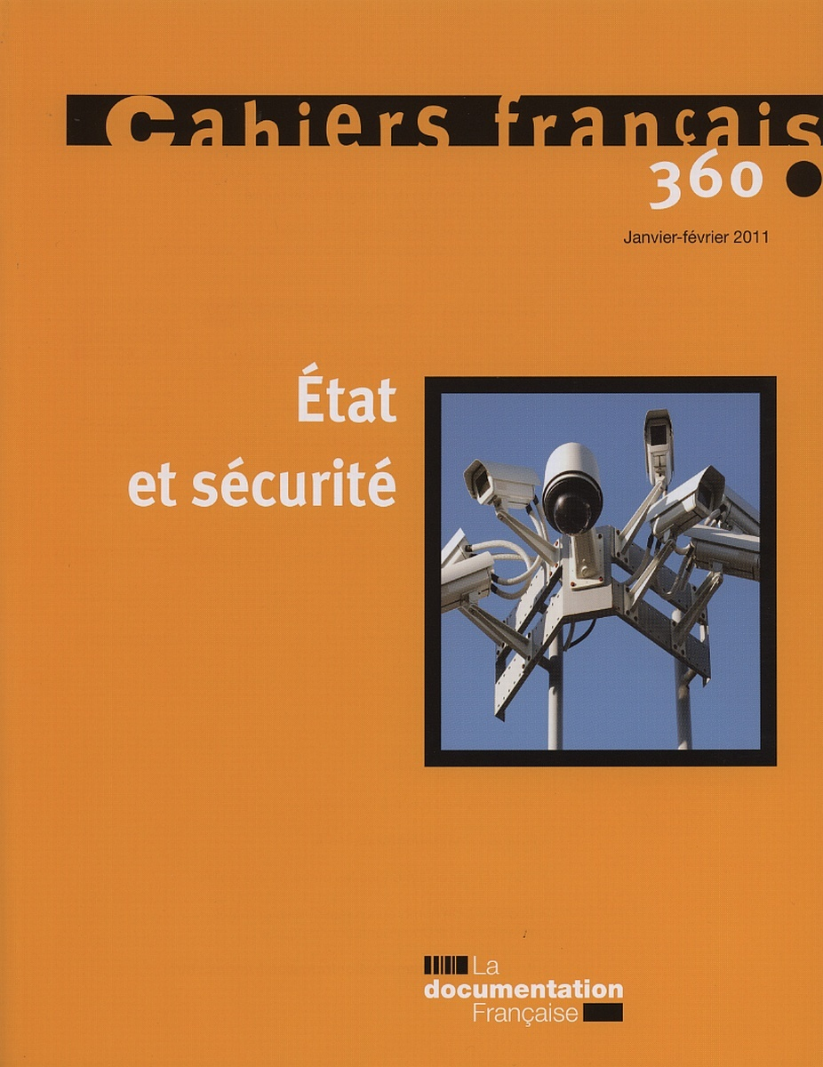 ETAT ET SECURITE N 360 JANVIER-FEVRIER 2011