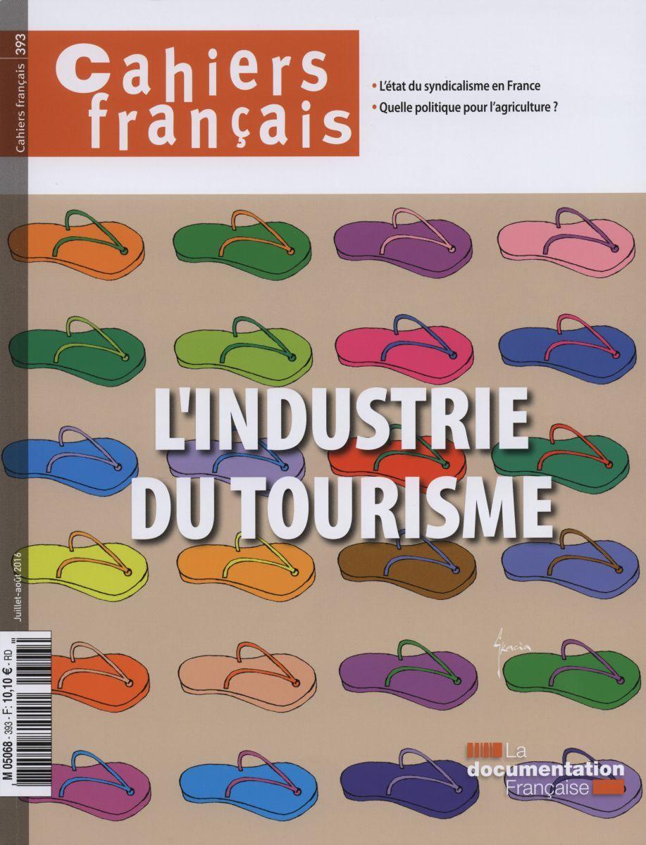 L'INDUSTRIE DU TOURISME-CF N.393