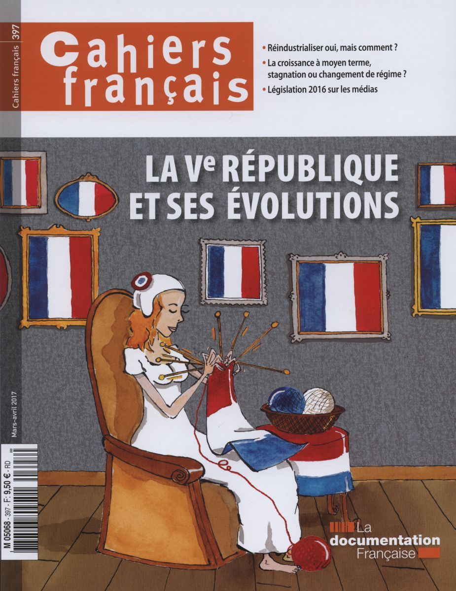 LA VE REPUBLIQUE ET SES EVOLUTIONS-CF 397