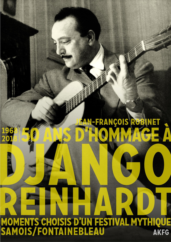 50 ANS D' HOMMAGE A DJANGO REINHARDT