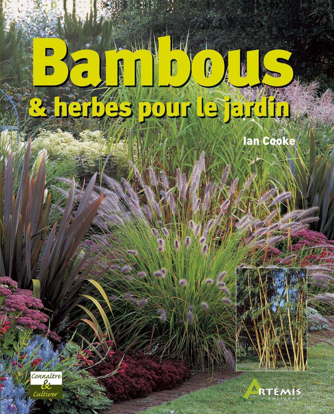 BAMBOUS ET HERBES POUR LE JARDIN