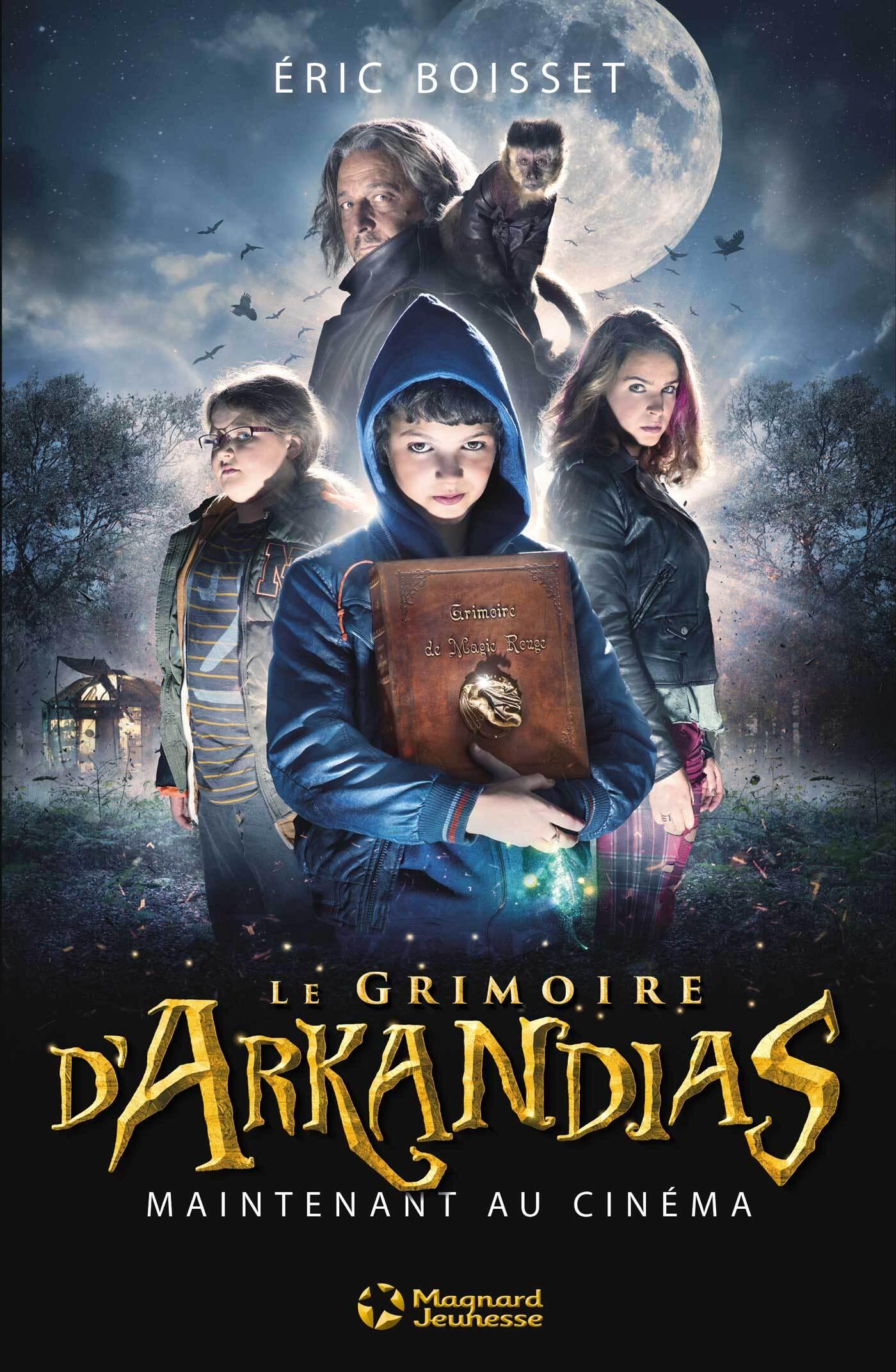 T1 GRIMOIRE D'ARKANDIAS (LE)