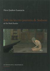SALO OU LES 120 JOURNEES DE SODOME... (VENTE FERME)