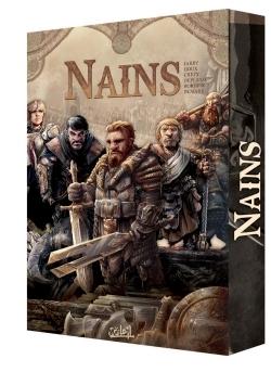 NAINS T01-05 - COFFRET 2016