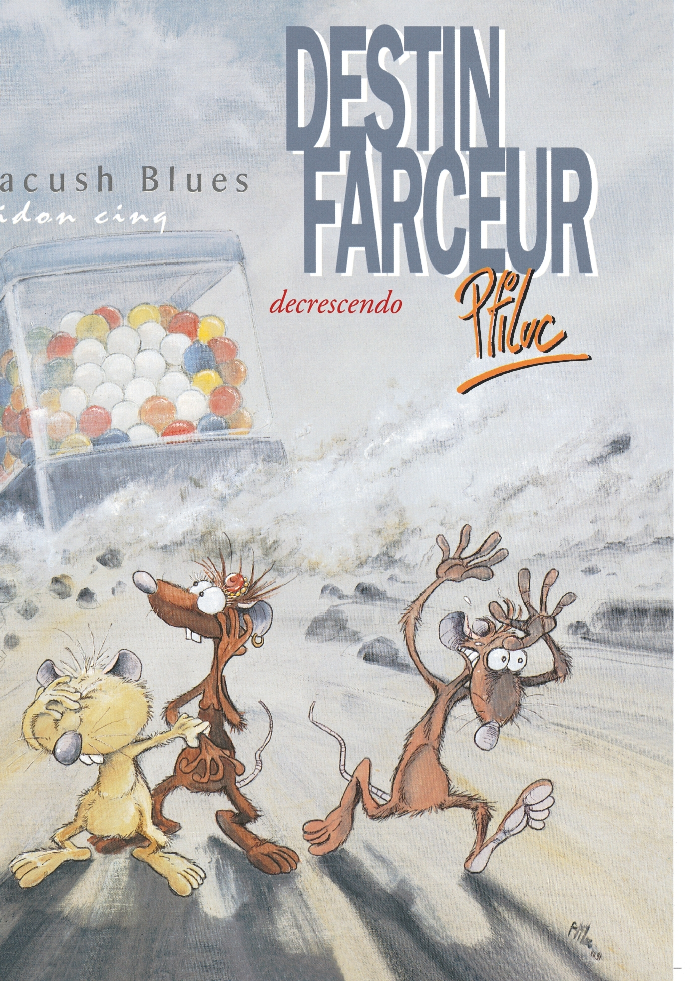 PACUSH BLUES - TOME 05