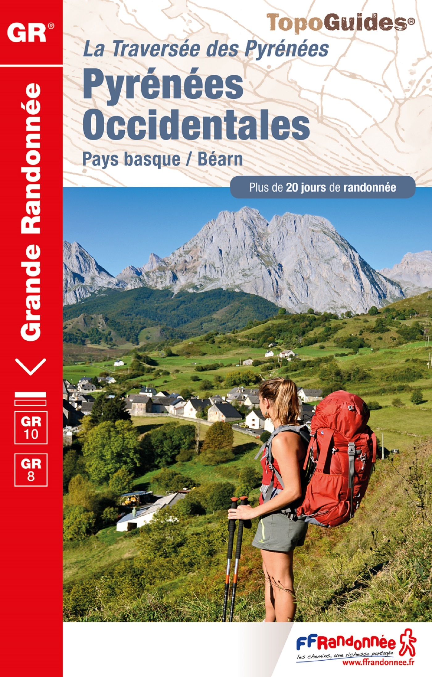 PYRENEES OCCIDENTALES - 1086