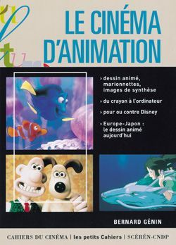 LE CINEMA D ANIMATION