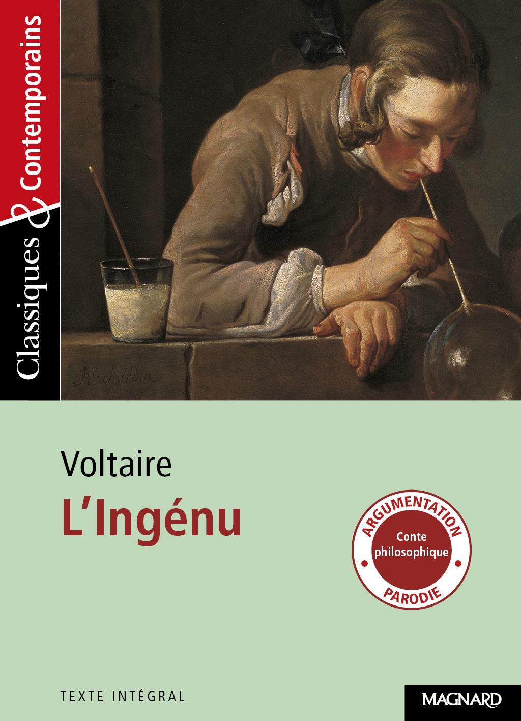 INGENU (L') (VOLTAIRE) N.48