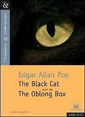 THE BLACK CAT SUIVI DE THE OBLONG BOS D'EDGAR POE