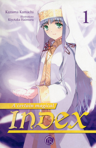 A CERTAIN MAGICAL INDEX - TOME 1