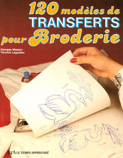 120 MODELES DE TRANSFERTS BRODERIE
