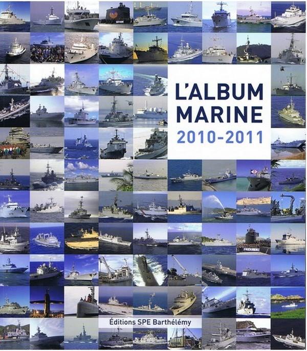 L'ALBUM MARINE 2010-2011