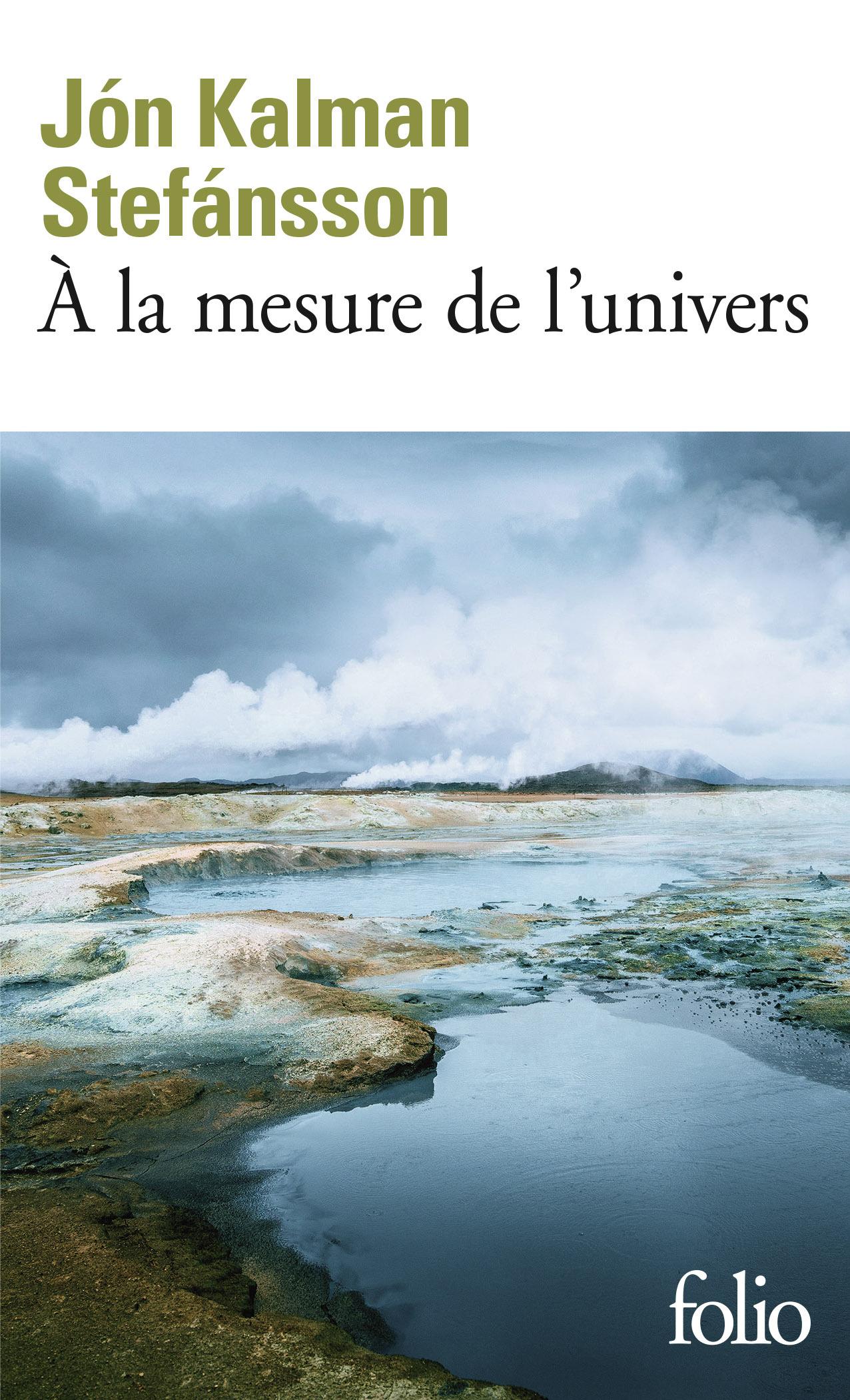 A LA MESURE DE L'UNIVERS - CHRONIQUE FAMILIALE