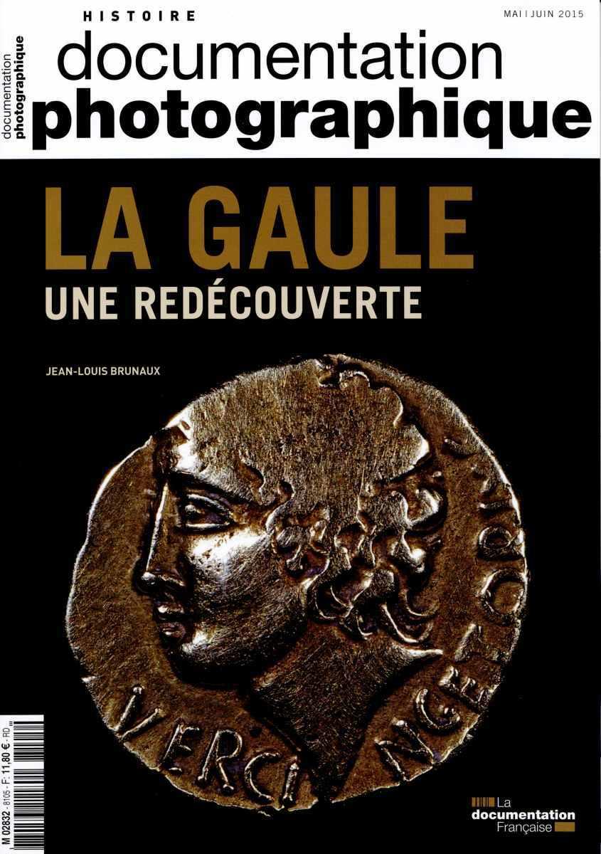 LA GAULE, UNE REDECOUVERTE - DP 8105
