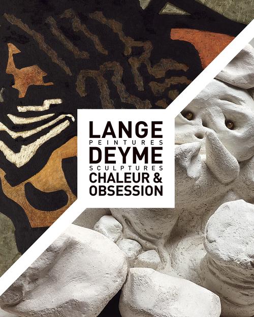 LANGE-DEYME CHALEUR ET OBSESSION