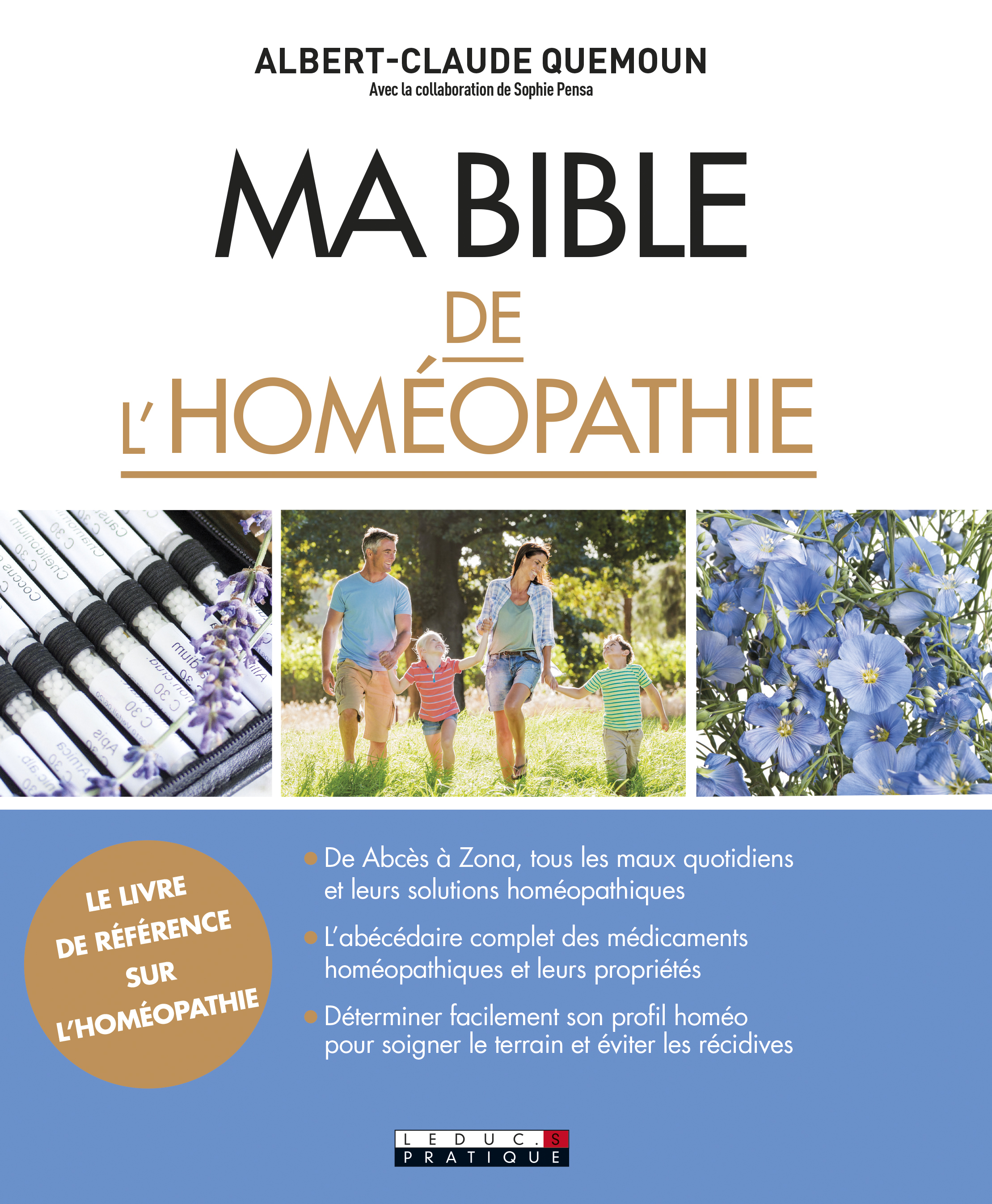 BIBLE DE L'HOMEOPATHIE (MA)