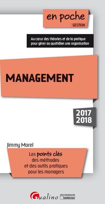 MANAGEMENT 2017-2018 5EME EDITION