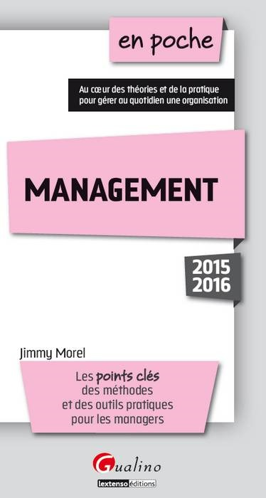 MANAGEMENT 2015-2016 - 3EME EDITION