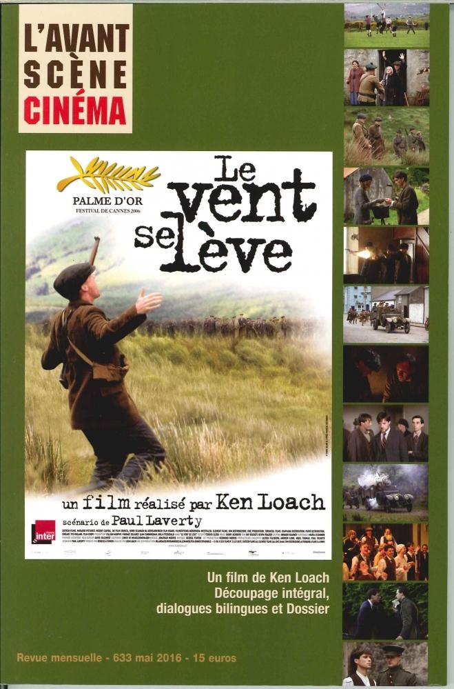 L AVANT SCENE CINEMA N 633 LE VENT SE LEVE MAI 2016