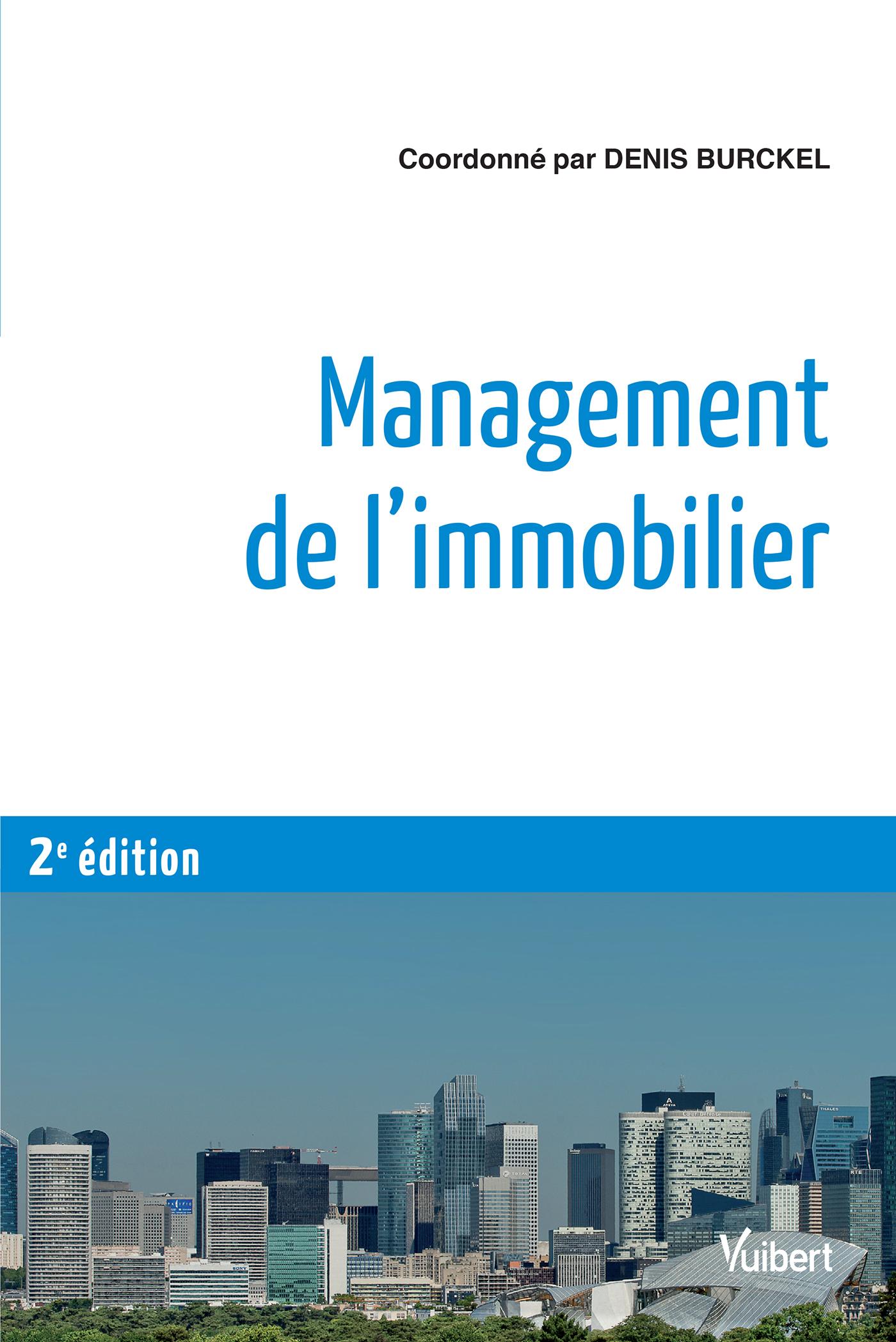 MANAGEMENT DE L'IMMOBILIER 2E EDT 2015