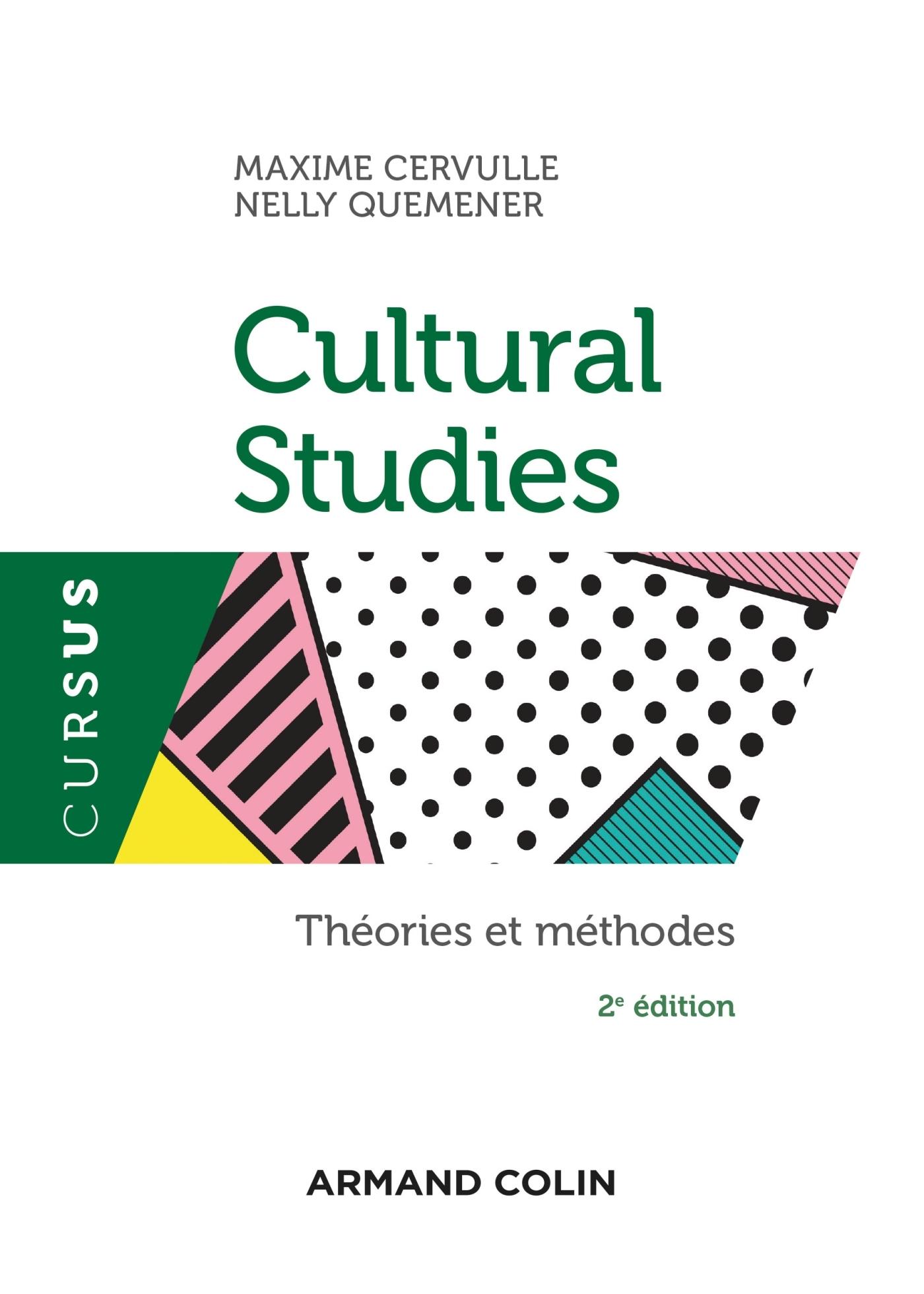 CULTURAL STUDIES - 2E ED.