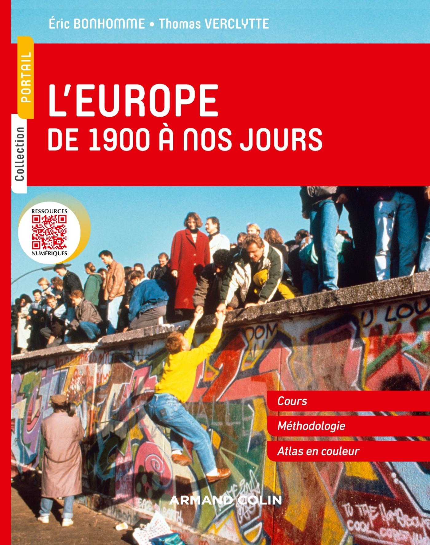 L'EUROPE DE 1900 A NOS JOURS