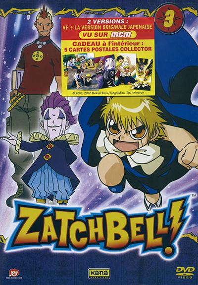 ZATCHBELL - VOLUME 3