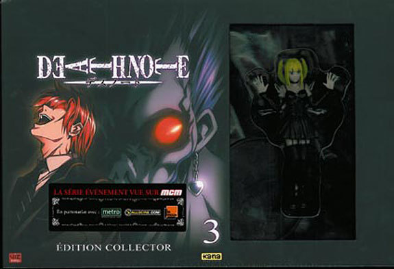DEATH NOTE 3 - COFFRET EDITION COLLECTOR