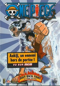 DVD ONE PIECE DAVY BACK V3