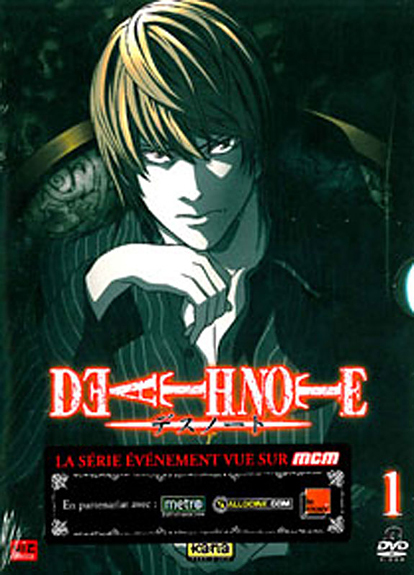 DEATH NOTE - DIGIPACK VOL. 1
