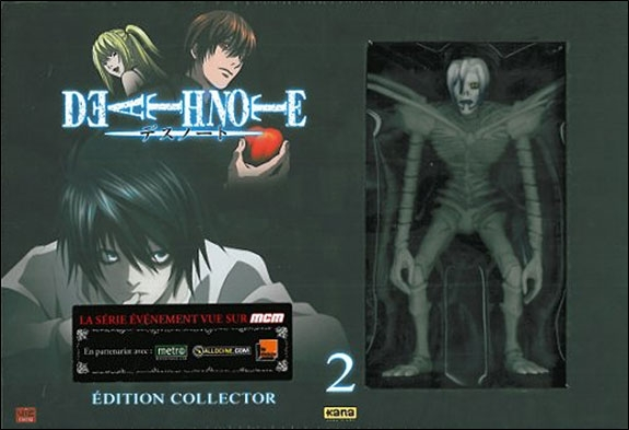 DEATH NOTE - VOL 2 - ED COLLECTOR