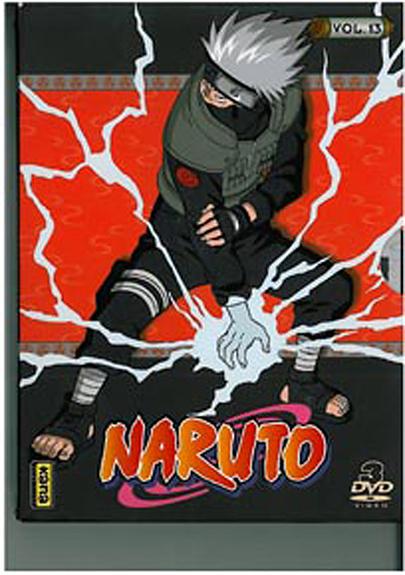 NARUTO - VOLUME 13 - 3 DVD
