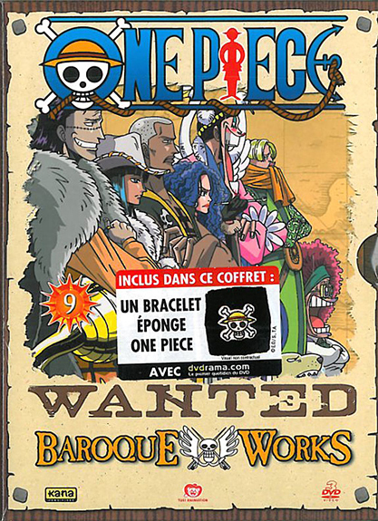 ONE PIECE - DIGIPACK 9
