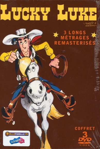 DVD-COFFRET 3 LONGS METRAGES D'ANIMATION REMASTERISES